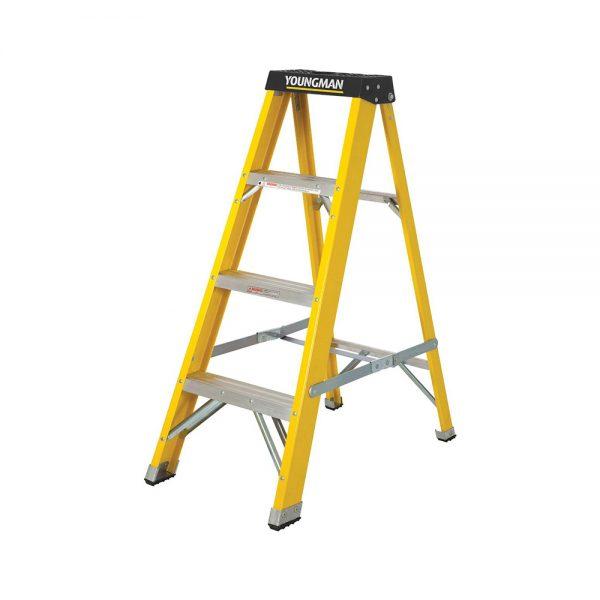4 Tread GRP Step Ladder