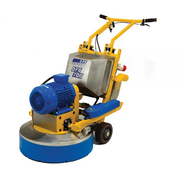 Floor Grinder Dfg700 3 Phase Triple Head