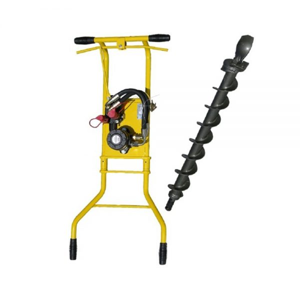 Post Hole Borer 6 inch-14 inch Petrol – 2 Man