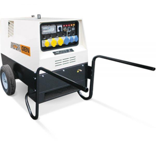 Generator 10KVA Diesel Super Silent