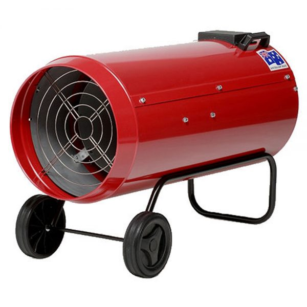 Gas Heater Hire | Site Heater Rental