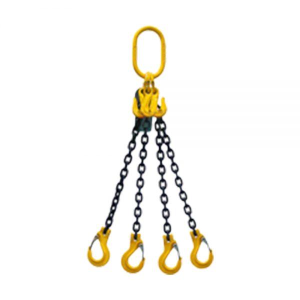 Lifting Chain (3.1 Ton / 3 Metre / 4 Leg Brother)