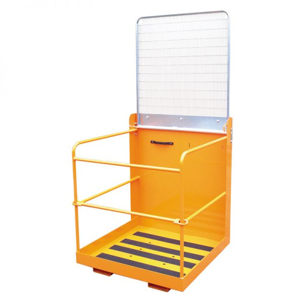 Personnel Cage For Forklift