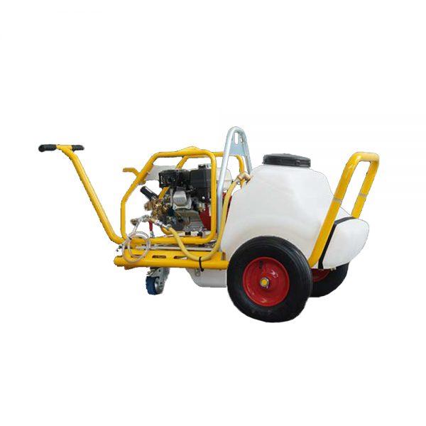 Petrol Mini Bowser Pressure Washer 1500psi