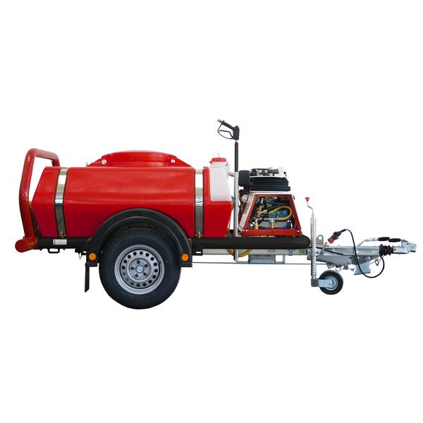Diesel Bowser Pressure Washer 3000psi