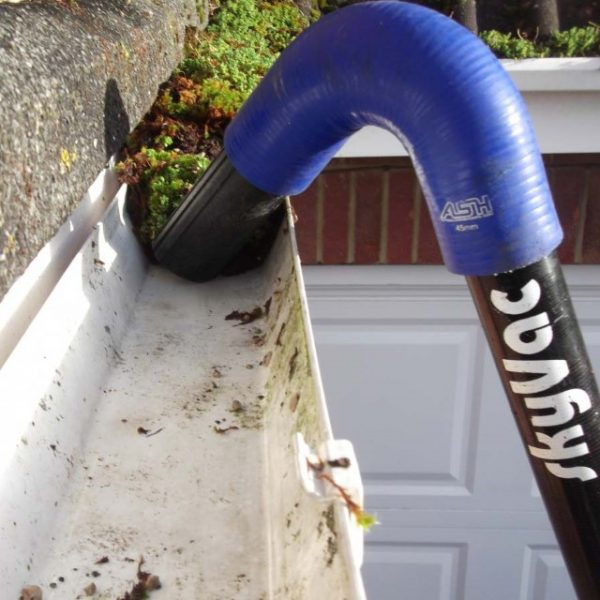 Gutter Vacuum SkyVac (Industrial) 110v - Mark One Hire