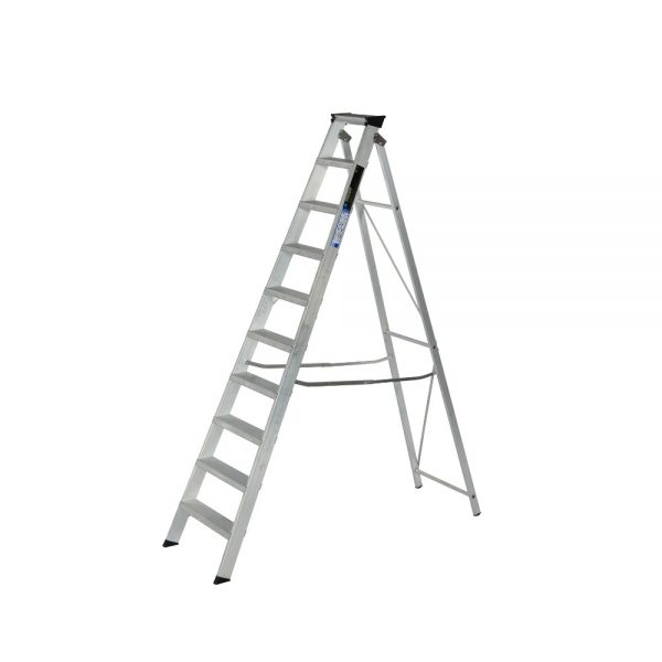 10 Tread Step Ladder