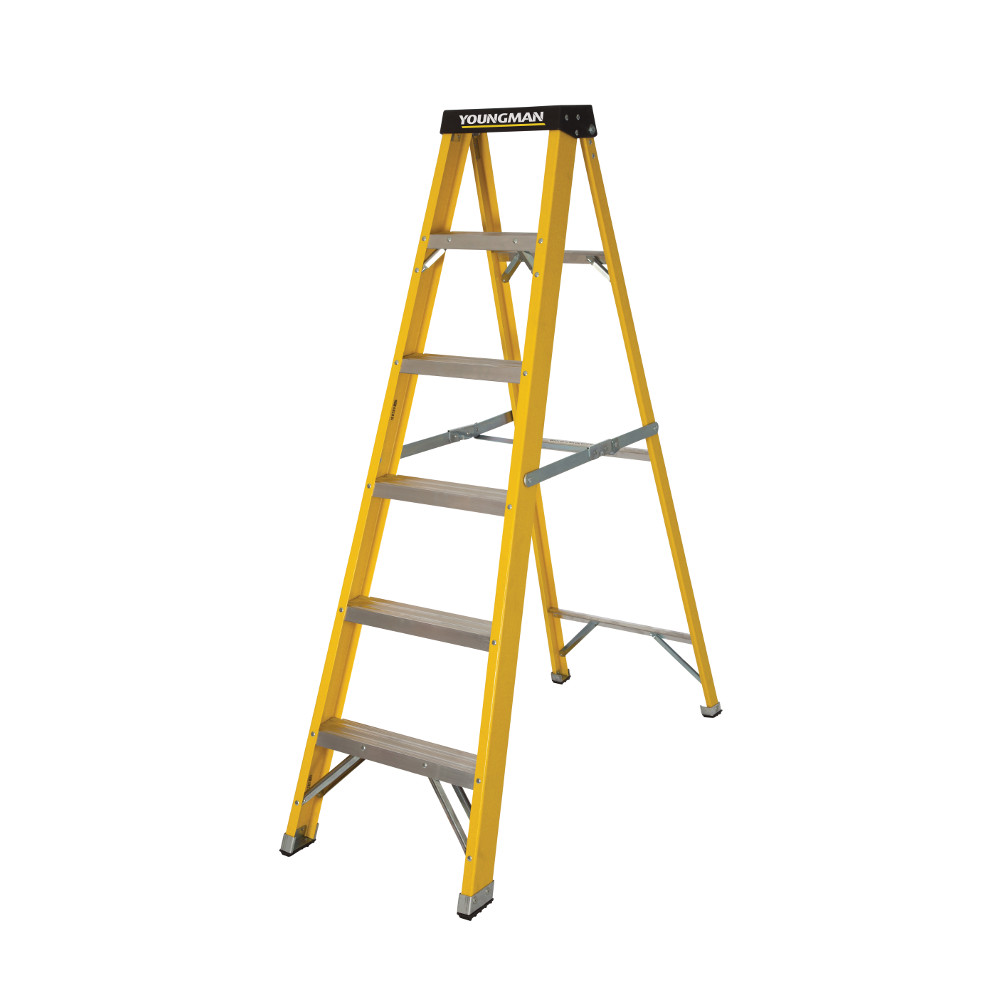 6 Tread Grp Step Ladder