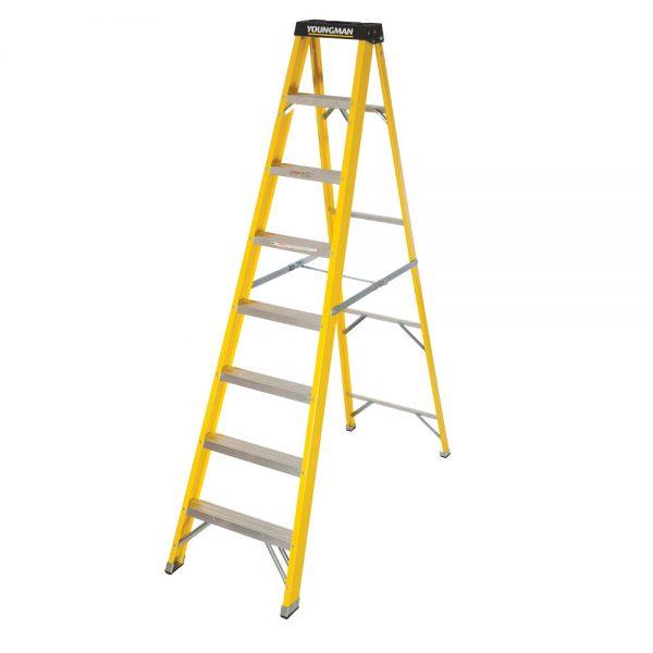 8 Tread GRP Step Ladder