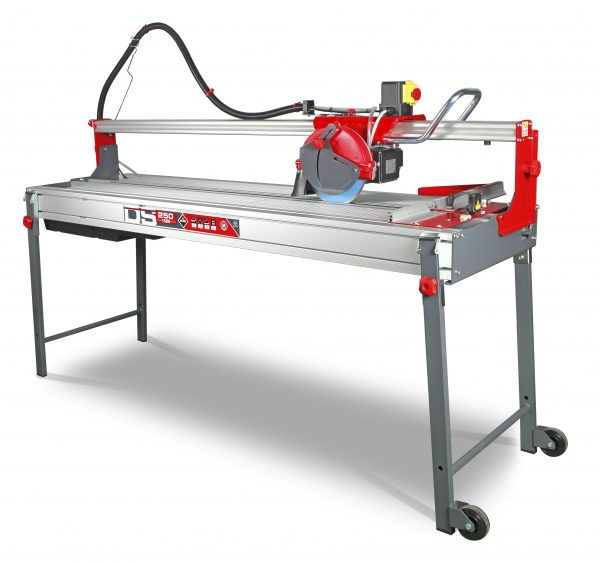 Tile Cutter 1045mm Overhead Rail 110v – Plunge Cut