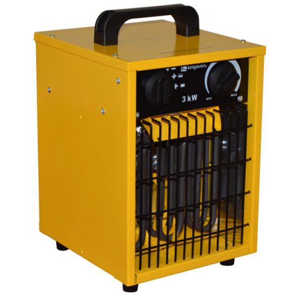 240v Fan Heater – Heavy Duty 10,236 Btu 3000W