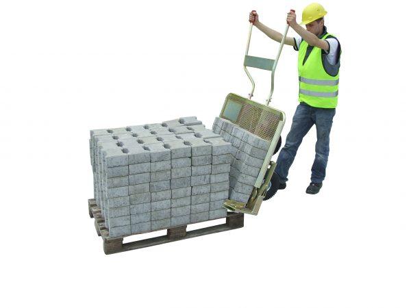 Block Moving Trolley (SWL 400kg)