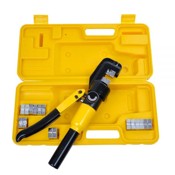 Cable Crimper (Hydraulic Up To 240mm)